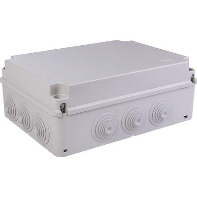 Boîte de dérivation rectangulaire Série 44 CE - Avec passe-fils - Couvercle
