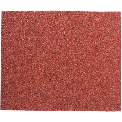 Feuille abrasive - 114 x 140 mm - Grain 80 - Lot de 10 - Makita