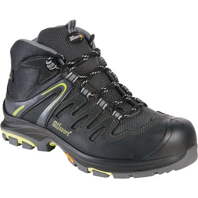 Chaussure de sécurité haute noire - Hiker - Grisport - 39