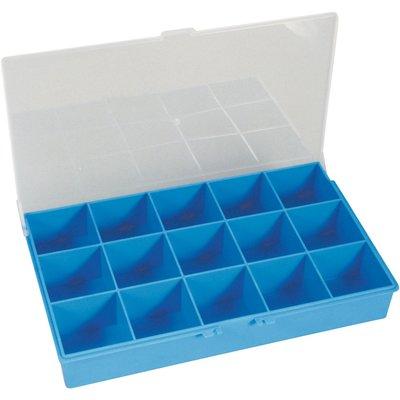 Coffret plastique 15 rangements - Minikit - DEME
