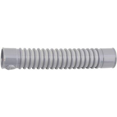 Raccord PVC gris souple - Femelle Ø 40 mm - Spécial rénovation - Nicoll