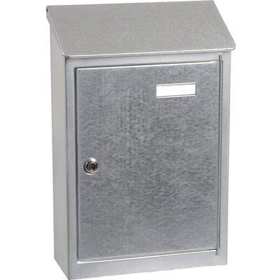 Boîte aux lettres en acier galvanisé - Pavillon - Decayeux