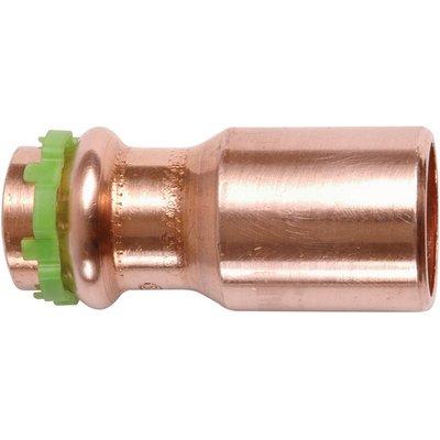 Raccord cuivre réduit à sertir - Mâle / femelle - Ø 28 - 22 mm - Aalberts I