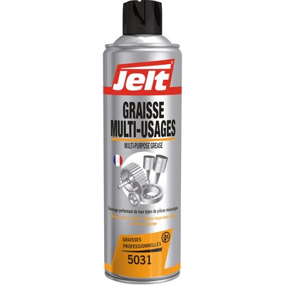 Graisse multi-usages - 650 ml - Jelt