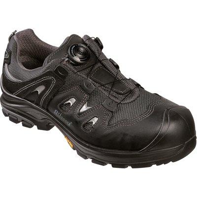 Chaussure de sécurité basse noire - Boa - Grisport - 43