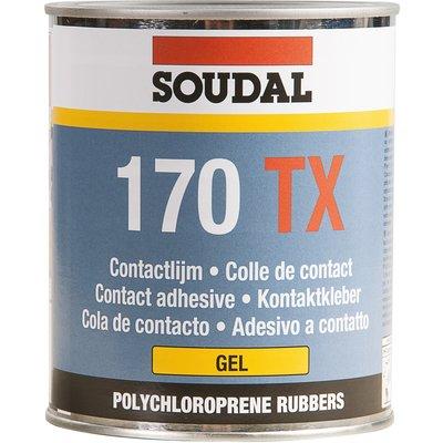 Colle 170TX (cire) - 750 ml - Soudal