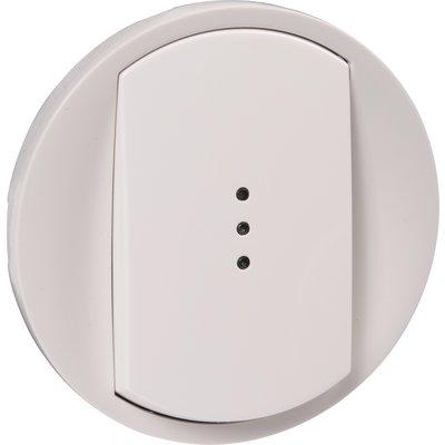 Enjoliveur d'interrupteur Céliane - Pour coupure d'éclairage - À voyant