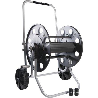 Dévidoir - petit chariot métallique pro - Claber