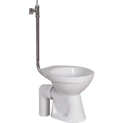 Pack WC avec robinet temporisé - Spécial collectivité
