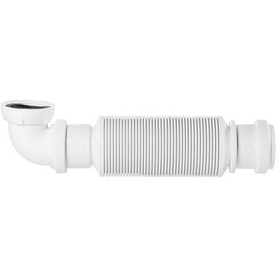 """Siphon d'évier sans garde d'eau - 1""""1/2 - Ø 40 mm - Senzo - Wirquin Pro"""