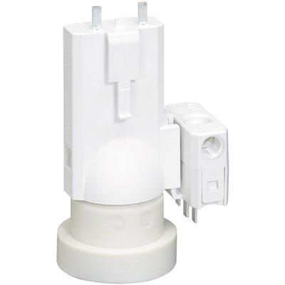 Douille électrique compacte - Culot E27 - Avec fiche DCL