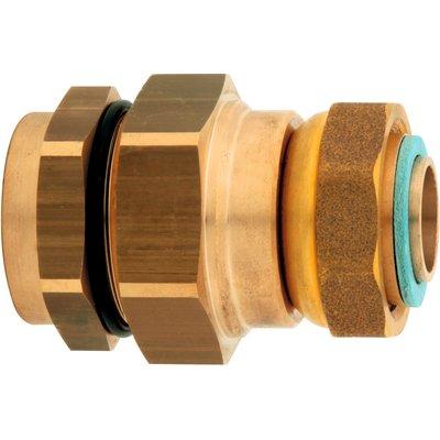 Raccord de transition PLT Flexiclic - Femelle - Joint plat