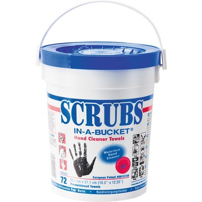 Lingette nettoyante Scrubs - Jelt