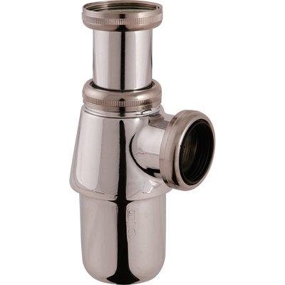 """Siphon de lavabo à culot chromé - 1""""1/4 - Ø 32 mm"""