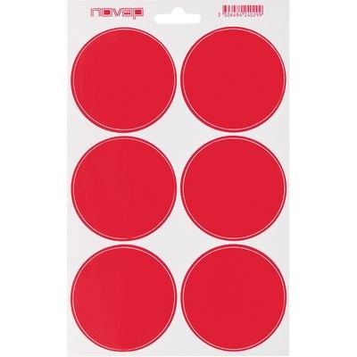 Planche de pictogrammes - Novap