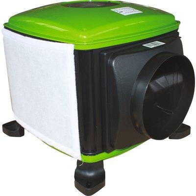 Ventilation centralisée par insuflation Série PULSIVE VENTIL