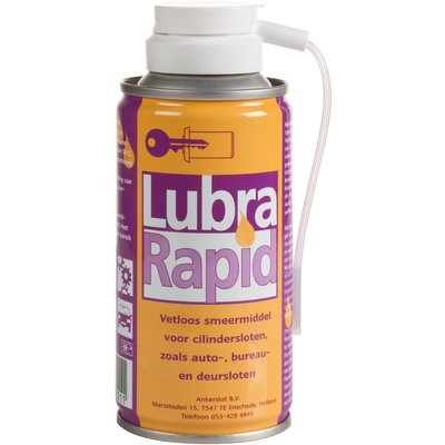 Lubrifiant pour cadenas 150 ml - Lubrarapid - Thirard