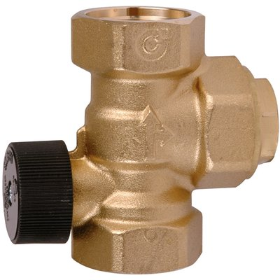 Clapet anti-thermosiphon laiton - Oventrop - 26X34