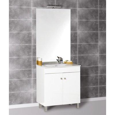 Meuble salle de bain complet Ecoline