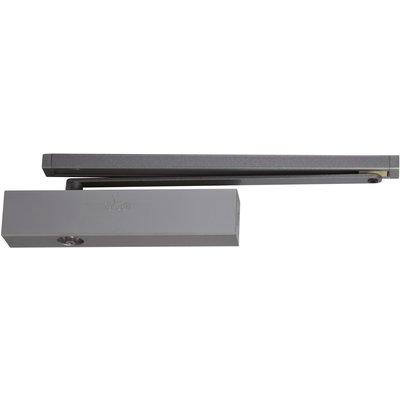 Ferme-porte GR500 force 3 à 5 à glissière - Groom - Argent