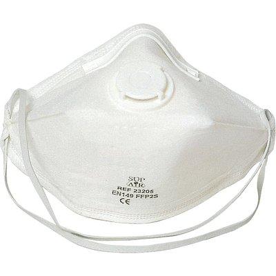 Masque pliable avec soupape FFP2 - Sup air