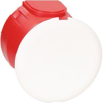 Boîte luminaire de finition - Maçonnerie - Avec couvercle - Pronfondeur 40