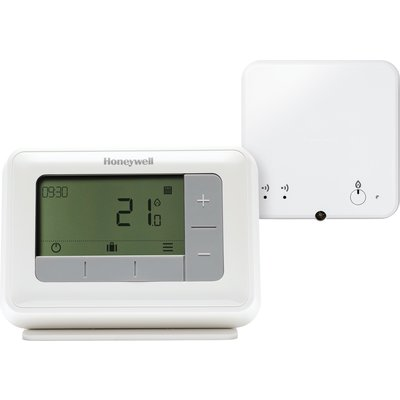 Thermostat d'ambiance programmable sans fil T4R