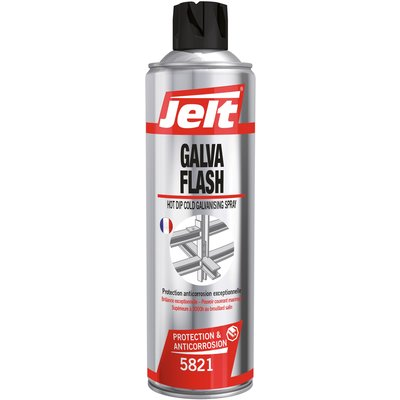 Galvanisation à froid - 650 ml - Galva flash - Jelt