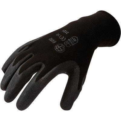 Gant nylon enduits PU / Latex - La paire - Eurotechnique - 7
