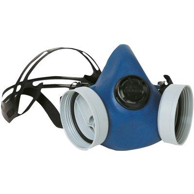 Demi-masque respiratoire nu - Double filtres avec soupape d'expiration - Ca