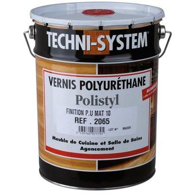 Vernis de finition Polistyl 2065 - Techni-System