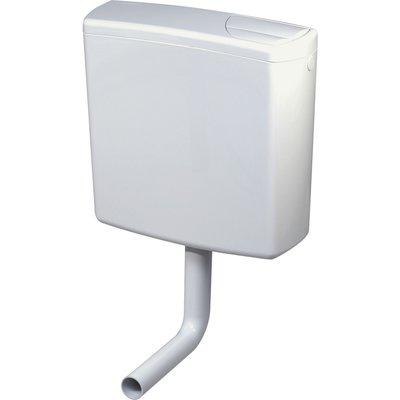Réservoir WC AP 140  - Semi-bas - Double débit