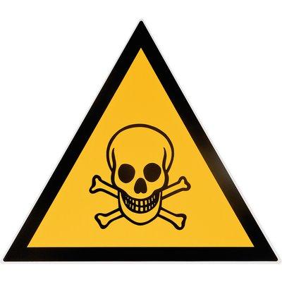 Panneau d'avertissement de danger
