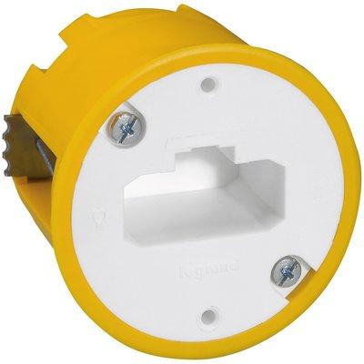 Boîte DCL Batibox - Pour applique à bornes automatiques - Profondeur 40 mm