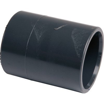 Raccord PVC pression noir - Femelle Ø 32 mm - Girpi
