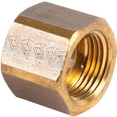 """Raccord laiton hexagonal avec portée à visser - F 3/4"""" - 270G - Thermador"""