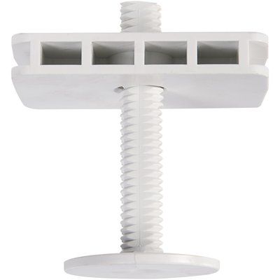 Butée dorsale réglable de réservoir WC attenant Sider