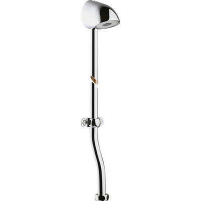 Pomme de douche fixe - avec tube et collier - Presto