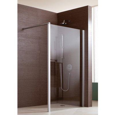 Paroi de douche ouverte Jazz - Verre transparent