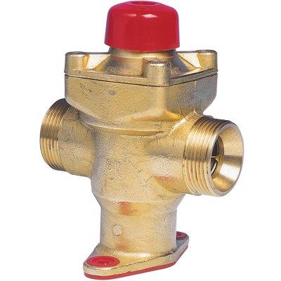 Robinet coup de poing de sécurité gaz