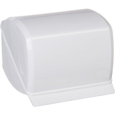 Porte-papier toilette - Polypropylène - Blanc