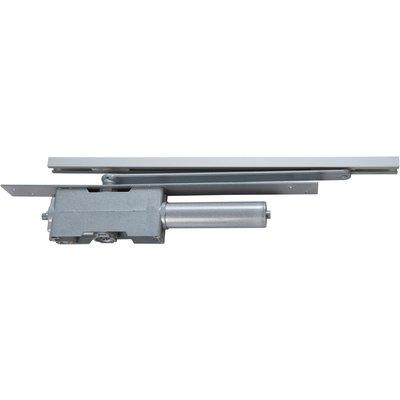 Ferme-porte PH 90 SP Phantom - Bras à coulisse - Sur platine - Argent