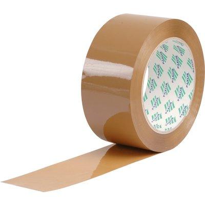 Adhésif manuel polypropylène / acrylique - Transparent