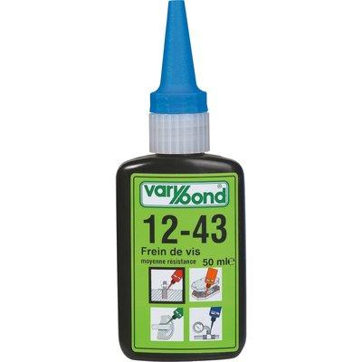 Résine pour freiner les vis - 50 ml - Varybond frein 12-43