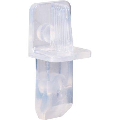 Taquet pour crémaillère plastique