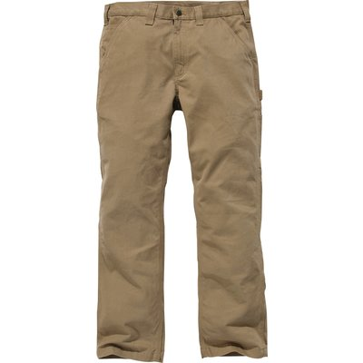Pantalon B324 WASHED TWILL DUNGARE Marron T48