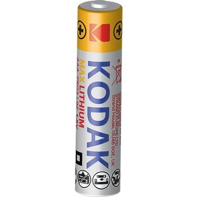 Piles Lithium Ultra Kodak - LR3 - Vendu par 4