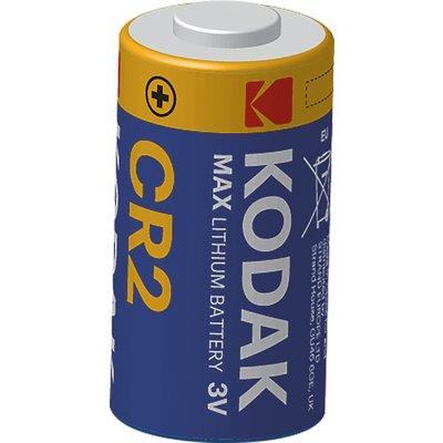 Piles lithium Ultra Kodak - CR2 - Vendu par 1