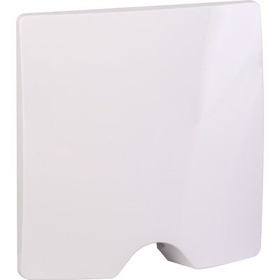 Sortie de câble IP 21 blanc composable Dooxie - Legrand