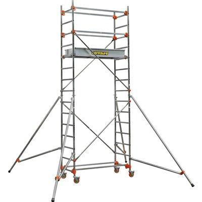 Echafaudage Sérénité en aluminium à usage professionnel ST 205 - 3